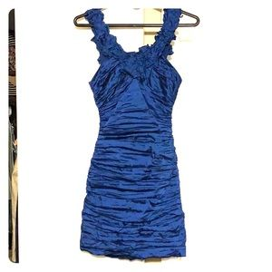 BCBG Blue Formal Dress - Size 4